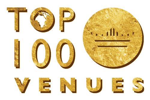 Top 100 Venues